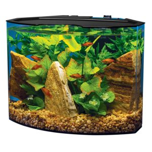 Tetra Crescent Acrylic Aquarium Kit