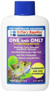 Image: Bottle Dr. Tim's One and Only Live Nitrifying Bacteria